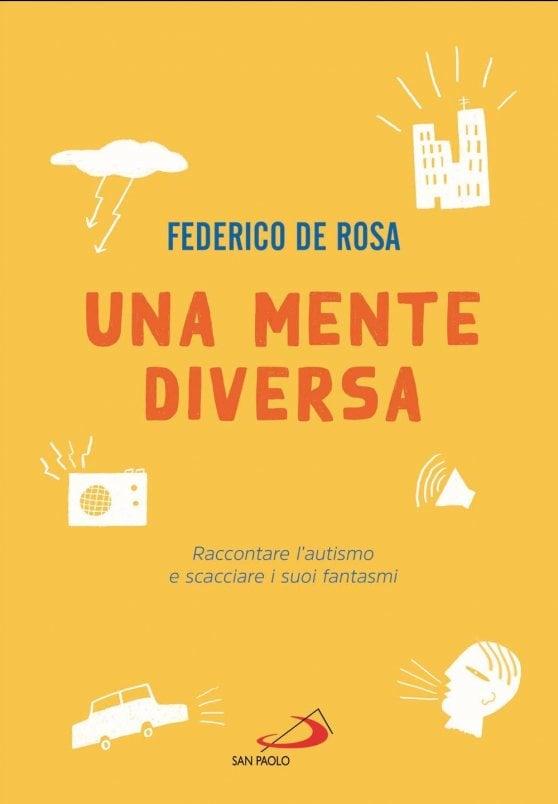 """Autismo, Federico De Rosa: """"Vi spiego come funziona una mente diversa"""""""