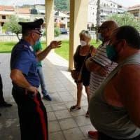 Migranti: positivi Amantea trasferiti al Celio di Roma
