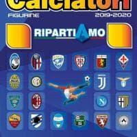 """Calciatori Panini, 20 campioni nel mini-album """"RipartiAmo"""""""