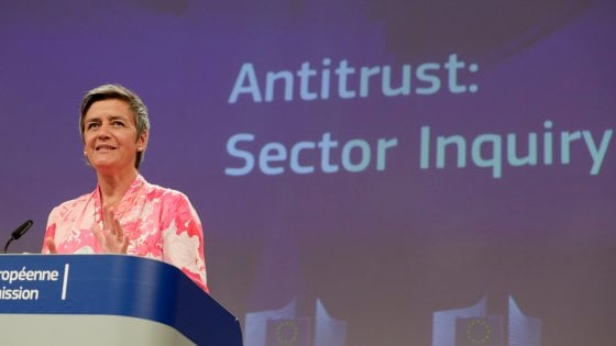 Margrethe Vestager guida la Concorrenza alla Ue