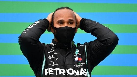 F1, Hamilton domina in Ungheria. Ferrari doppiate: Vettel sesto, Leclerc undicesimo