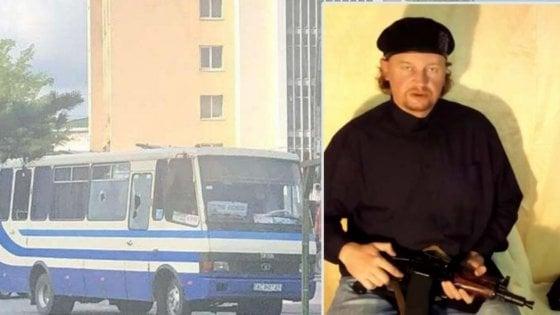 Ucraina, arrestato il sequestratore del bus. Tutti liberi gli ostaggi