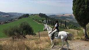 Toscana. Estremo sud