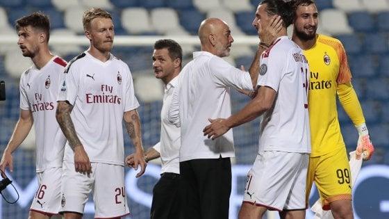 Milan, Rangnick rinuncia, Pioli confermato fino al 2022