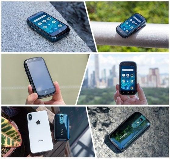 Jelly 2, ecco lo smartphone Android più piccolo del mondo