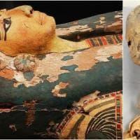 """Scoperto il segreto della """"mummia urlante"""": la principessa Meret Amun fu uccisa da un..."""