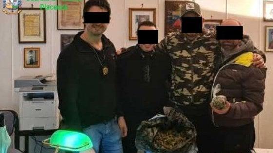 La banda dei criminali in divisa e l'ombra di un'alleanza con i clan