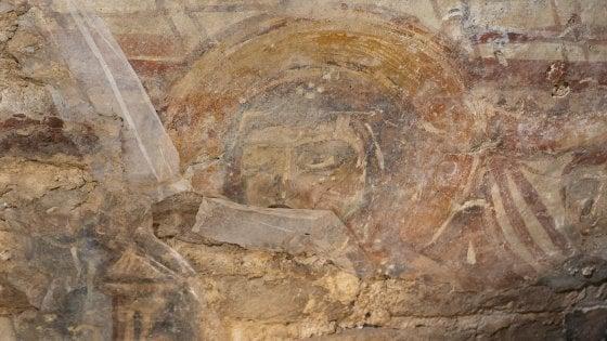 Venezia ha origini carolinge e non bizantine. Lo rivelano gli affreschi del IX secolo ora ritrovati