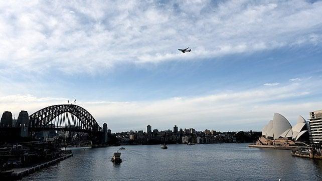 L'addio all'ultimo 747 Qantas