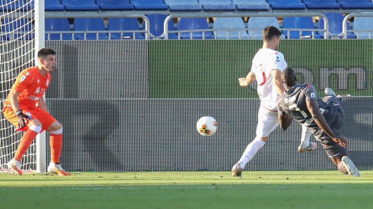 Cagliari-Udinese 0-1: decide Okaka, i friulani mettono la cigliegina sulla torta