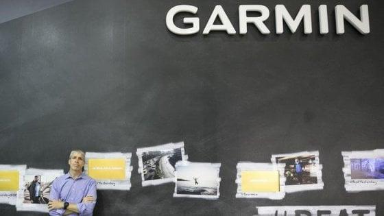 Garmin torna a funzionare dopo l'attacco hacker