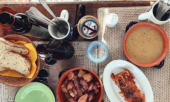 Da Gerardo a Ponza, il ristorante che ha in menu anche la pennichella
