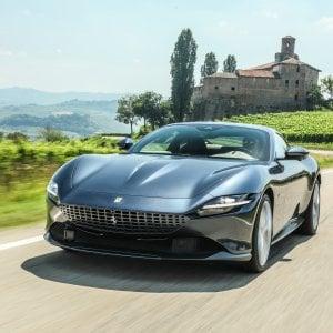 Ferrari Roma, la potenza della grande bellezza