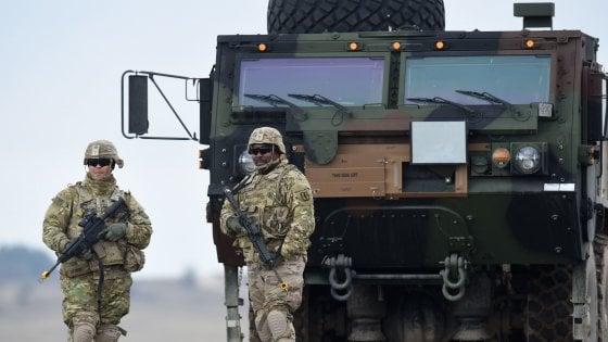 Via quasi 12mila soldati Usa dalla Germania, molti arriveranno in Italia