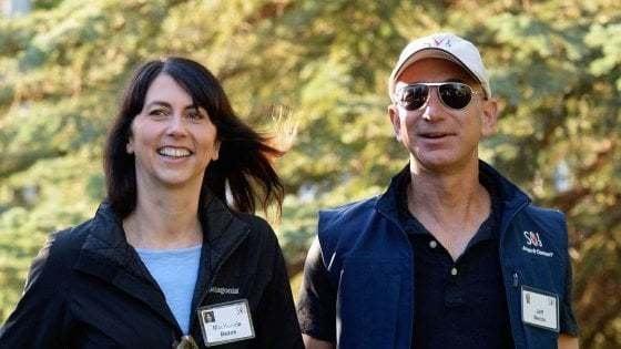 104833916 220b3ea4 00a8 4f52 9630 92688bea6c95 - La donazione record dell'ex signora Bezos: due miliardi di dollari in beneficenza