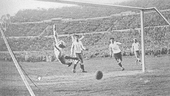 Uruguay-Argentina, la prima finale mondiale compie novanta anni