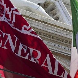 Generali, Covid e svalutazioni fanno calare l'utile a 774 milioni