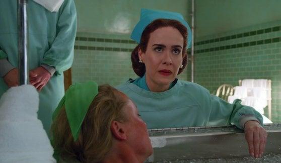 'Ratched', torna la terribile infermiera di 'Qualcuno volò sul nido del cuculo'