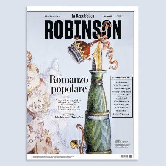 Robinson, romanzo popolare