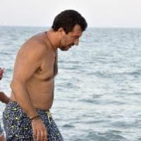 """Open Arms, Salvini: """"C'era totale accordo con Conte. Vero reato favorire immigrazione..."""