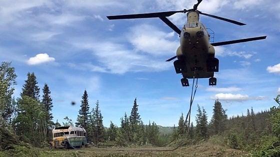 """Alaska: un luogo sicuro per tornare ad ammirare il bus di """"Into the wild"""""""