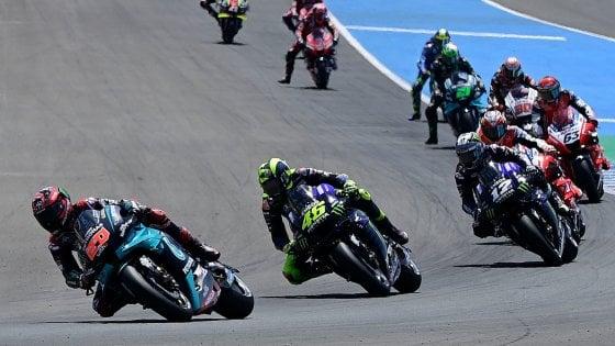 MotoGp, cancellati Gp Argentina, Thailandia e Malesia. Entra un'altra corsa in Europa