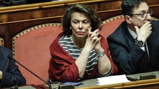 """Senatrice Lonardo: """"Salvini decide tutto nel centrodestra. Ma non può farlo in casa d'altri"""""""