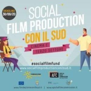 Cinema e Terzo Settore, per raccontare il Sud Italia attraverso i suoi fenomeni sociali