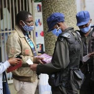 Zimbawe, centri di quarantena non attrezzati stanno aumentando la diffusione della pandemia
