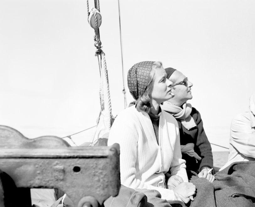 Rossellini e Bergman: le foto della scandalosa Stromboli