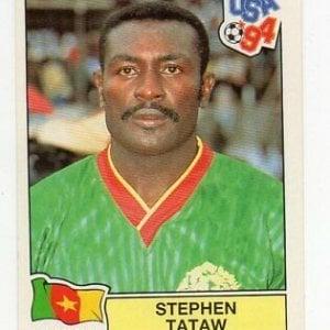 Addio a Tataw, capitano del Camerun a Italia '90