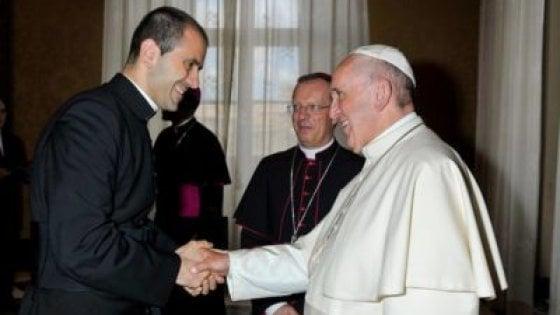 Vaticano, don Fabio Salerno nuovo segretario personale del Papa