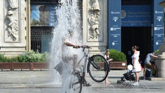 In Sardegna  52 gradi percepiti, 14 le città con caldo da 'bollino rosso'.