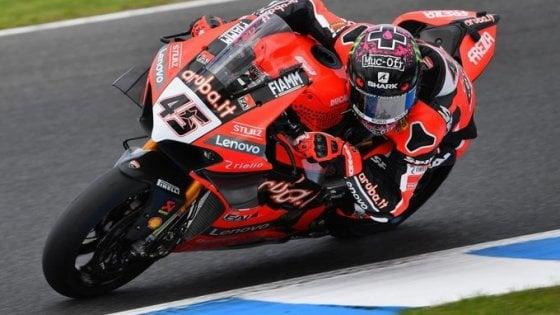 Superbike, Gp Spagna: prima vittoria in carriera per Redding