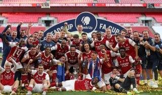 Inghilterra, FA Cup all'Arsenal: Aubameyang ribalta il Chelsea