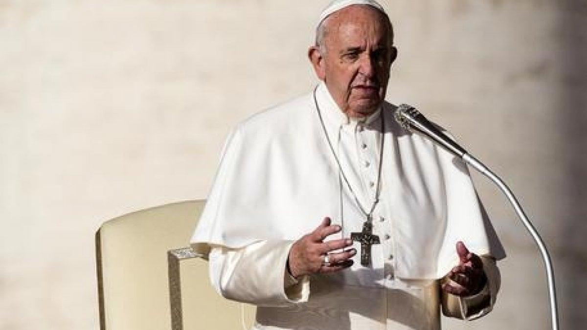 L'appello del Papa: senza lavoro le famiglie non possono andare avanti
