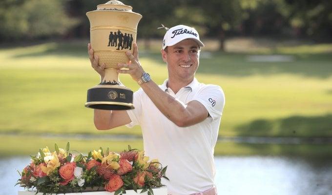 Golf, Justin Thomas nuovo numero uno del mondo