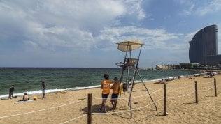 Coronavirus: soccorso in spiaggia, senza correre il rischio di contagio