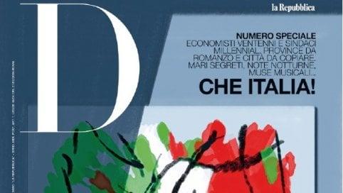 Speciale D Il numero dedicato all'Italia è per tutti: scaricalo ora gratuitamente