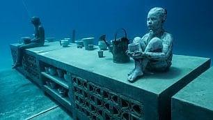"""Ecco i """"guardiani del reef"""""""