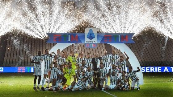 Serie A, la nuova stagione partirà il 19 settembre