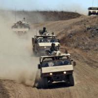 Attacco sul Golan e raid aerei, tensione tra Israele e Siria