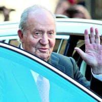 Spagna, re Juan Carlos forse in volo verso la Repubblica Dominicana