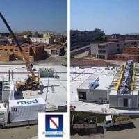 Napoli, inchiesta sui Covid hospital: perquisizioni e 4 indagati, ci sono anche ...