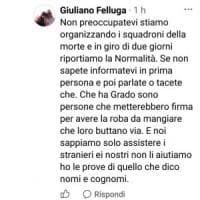 """Udine, rivolta dei migranti. Il responsabile della Protezione Civile: """"Servono squadroni..."""