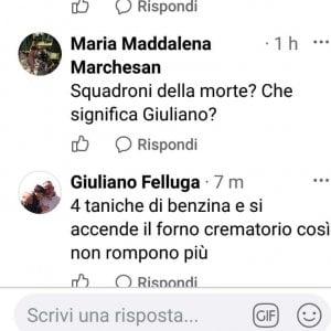 """Udine, rivolta dei migranti. Il responsabile della Protezione Civile: """"Servono squadroni della morte e forni crematori"""""""