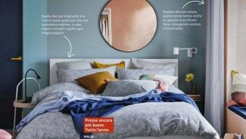 Ecco la nuova copertina del catalogo Ikea