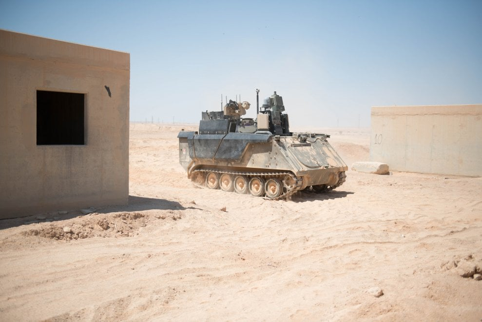 Carmel, il prototipo di carro armato hi-tech del Ministero della difesa israeliano