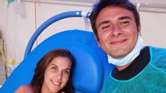 Fiocco azzurro in casa Di Battista, nasce il secondogenito Filippo