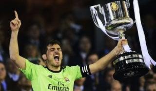 """Casillas annuncia il ritiro: """"Vissuto un percorso da sogno"""""""